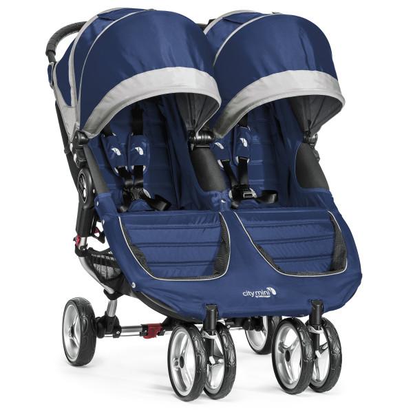Baby Jogger City Mini gemelar: El carro gemelar – la opinión de Ana