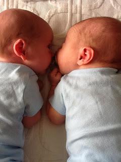 ¿Cuándo jugarán juntos mis gemelos? (Desterrando mitos gemelares…)