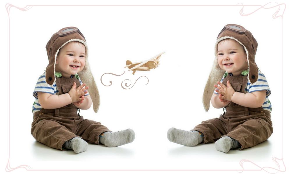 Viajar con gemelos en avión (parte I: cuando son bebés)