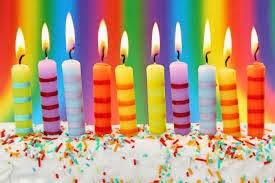 Cumpleaños feliz o cumpleaños felices