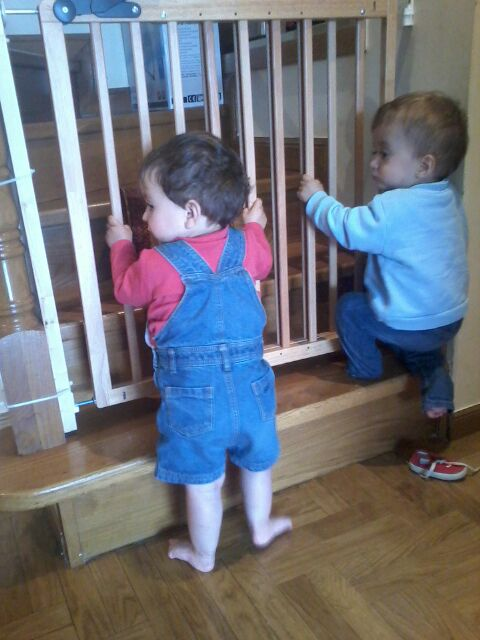 Seguridad infantil – segunda parte
