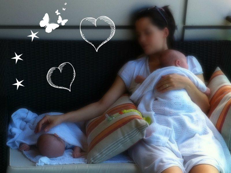 El permiso de lactancia con gemelos