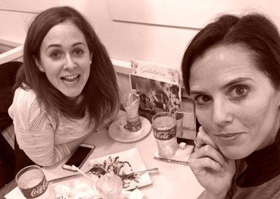 Elena y Ana