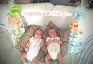 Regalos para bebés mellizos